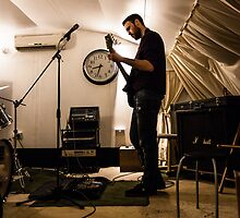 The Black & Blues Band Rehearsal, 2013 by theBottstar