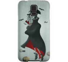 Halloween Vampire Samsung Galaxy Case/Skin