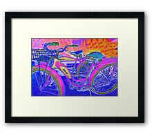 Yesterday It Seemed Life Was So Wonderful 5D25760p45 Framed Print