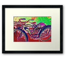 Yesterday It Seemed Life Was So Wonderful 5D25760p153 Framed Print