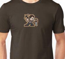 8-Bit Daryl Unisex T-Shirt