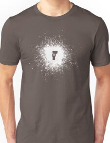 Vermont Equality White Unisex T-Shirt
