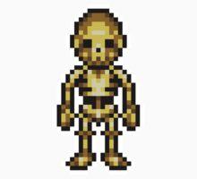 Pixel Skeleton by Shoehead