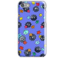 Soot Sprites and Star Candy iPhone Case/Skin