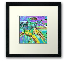 Yesterday It Seemed Life Was So Wonderful 5D25760m38 square Framed Print