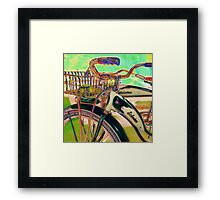 Yesterday It Seemed Life Was So Wonderful 5D25760m168 square Framed Print
