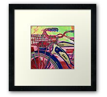 Yesterday It Seemed Life Was So Wonderful 5D25760p153 square Framed Print