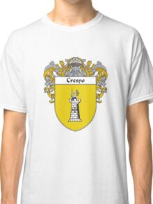 Crespo Coat of Arms/Family Crest Classic T-Shirt
