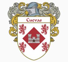 Cuevas Coat of Arms/Family Crest Kids Clothes