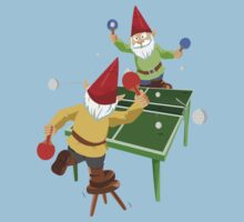 Gnome Pong by HelloBox23
