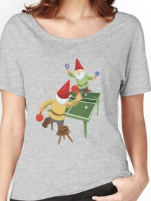 Gnome Pong Women's Relaxed Fit T-Shirt