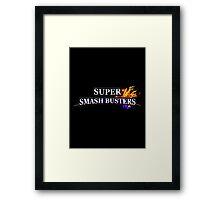 Smash Busters Framed Print