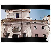 Construction of the Italian Renaissance Poster