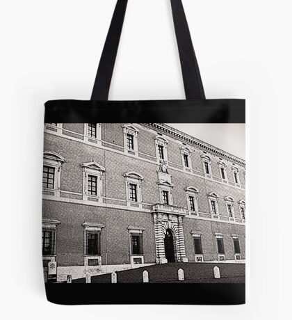historic building Tote Bag