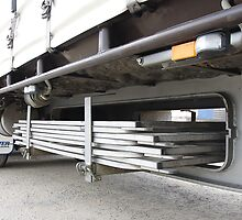 Freighter Trailer Gate Carriers by LIFEPhotography