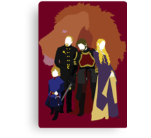 The Lannisters Canvas Print