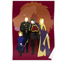 The Lannisters Poster