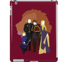The Lannisters iPad Case/Skin