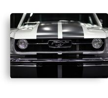Ford Mustang Fastback - 5D20343 Canvas Print