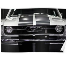Ford Mustang Fastback - 5D20343 Poster