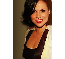 Lana Parrilla - Once Upon a Time - Windfall Photographic Print