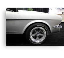 Ford Mustang Fastback - 5D20377 Canvas Print