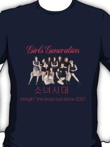 Girls' Generation Gee Logo T-Shirt