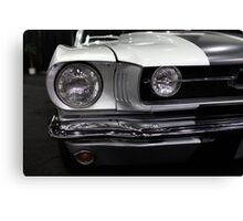 Ford Mustang Fastback - 5D20381 Canvas Print