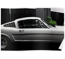 Ford Mustang Fastback - 5D20385 Poster