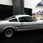 Ford Mustang Fastback - 5D20386 by Wingsdomain Art and Photography