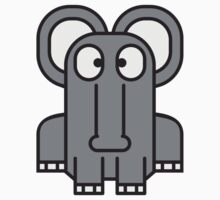 Funny Elephant by Style-O-Mat