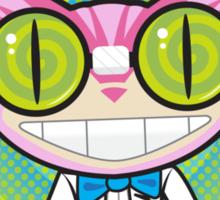 Professor Genki Sticker
