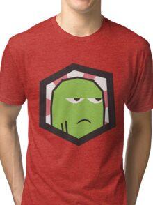 Shmellyorc Emblem Tri-blend T-Shirt