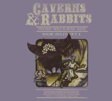 Caverns & Rabbits Kids Clothes