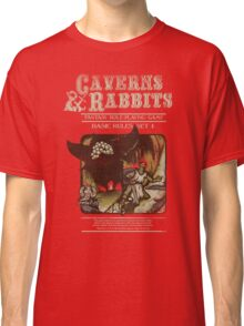 Caverns & Rabbits Classic T-Shirt