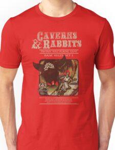 Caverns & Rabbits Unisex T-Shirt