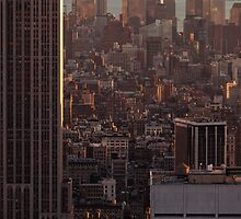 New York City by Johannes Valkama