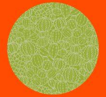 Cactus plants texture pattern Kids Clothes