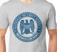 National Security Agency Unisex T-Shirt