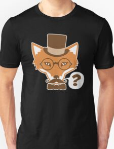 Fox Says What? Unisex T-Shirt