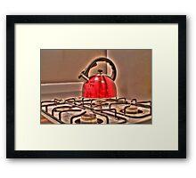 Tea Keetle Framed Print