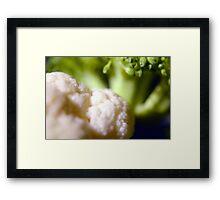 Healthy  Framed Print