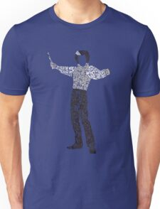 Sweeney Todd - Typography Unisex T-Shirt