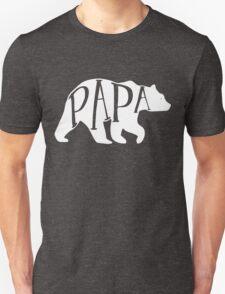Papa Bear Gift T-Shirt