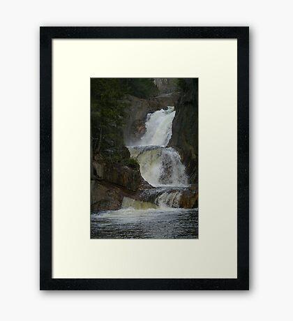 Smalls Falls Framed Print