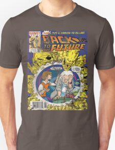 Back to the future comic book T-Shirt
