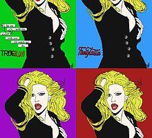 Pam Pop poster by MissTemptress