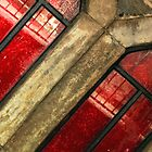 Red panes by Fizzgig7