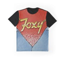 Foxy Graphic T-Shirt