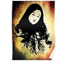 Enchanting Oriental Mood Poster